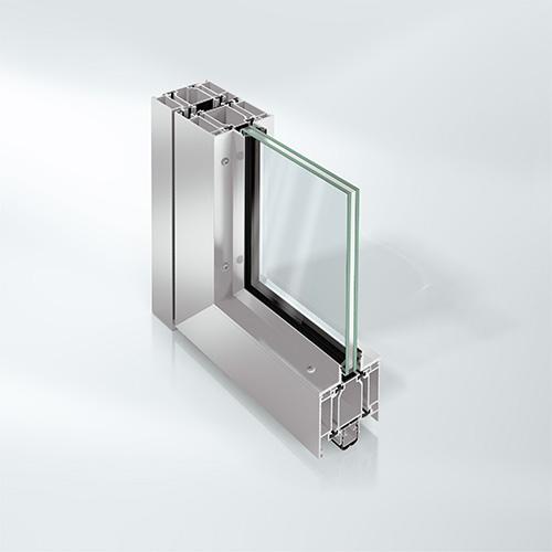 brandschutzelemente rauchschutzt ren aus aluminium. Black Bedroom Furniture Sets. Home Design Ideas
